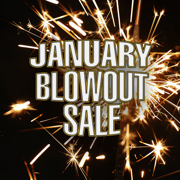 January Blowout Deals